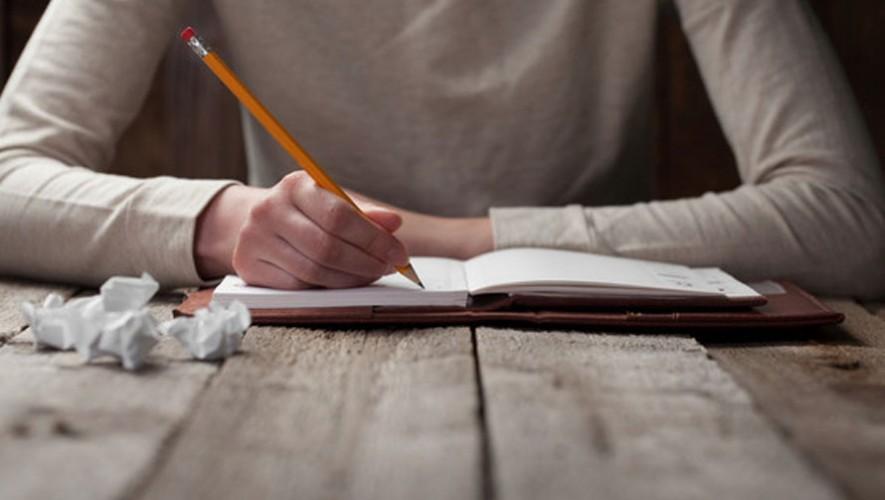 Taller de escritura reflexiva en Sophos | Mayo 2017
