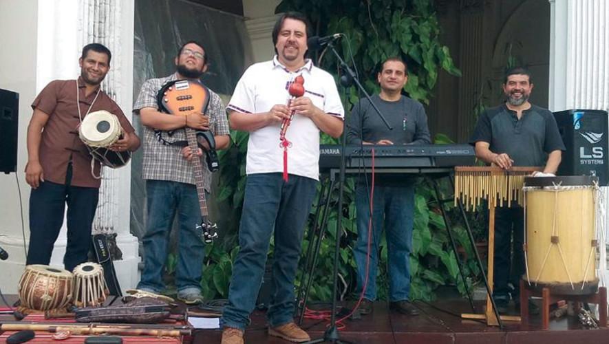 Concierto de Etno Fusión de Erick Vásquez | Junio 2017