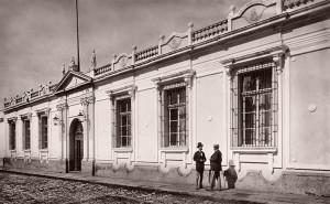 (Foto: Eadweard Muybridge , extraído de Guatephoto)