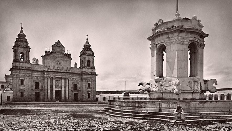 Exposición de fotografías de Guatemala de 1875   Junio 2017