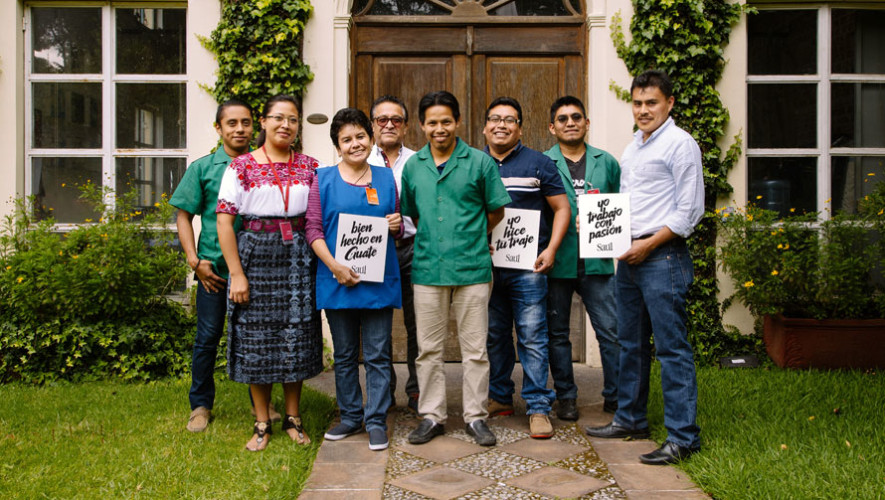 Guatemala participa en el movimiento global Fashion Revolution 2017