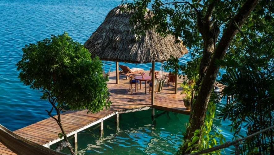 Guatemala se encuentra entre los 10 mejores hoteles en la selva del mundo