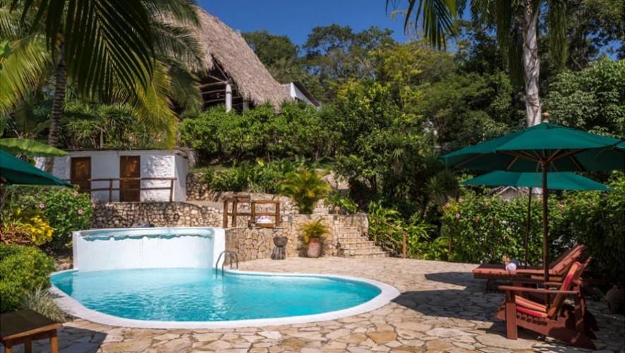 Guatemala se encuentra entre los 10 mejores hoteles en la selva del mundo, según Coyotitos
