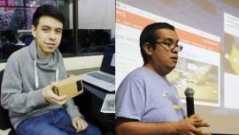 Guatemaltecos participaron como conferencistas en Droidcon 2017
