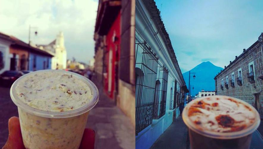 helados exticos sobremesa antigua guatemala los helados ms exticos de guatemala