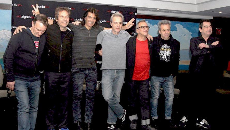 Hombres G y Enanitos Verdes ofrecerán un concierto en Guatemala