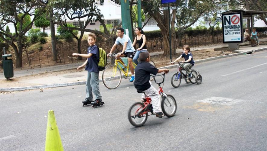 Horarios y ubicación de Paso a pasito, el nuevo espacio recreativo en Mixco