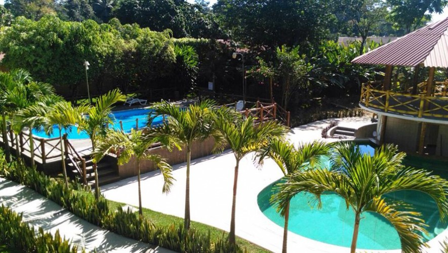 Hotel y bungalows el jard n retalhuleu hoteles cerca de for Bungalows el jardin retalhuleu guatemala