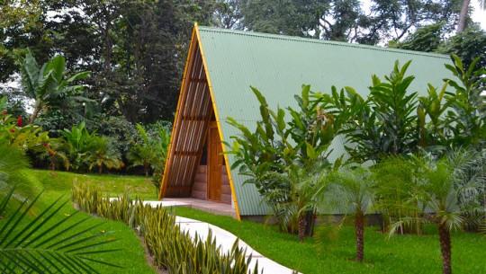 Hoteles rodeados de selva en guatemala for Bungalows el jardin guatemala