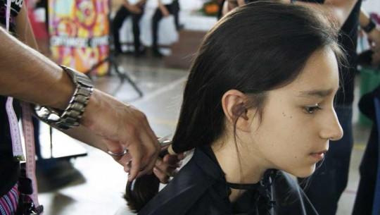 Inicia campaña para donar cabello a pacientes con cáncer en Quetzaltenango 2017