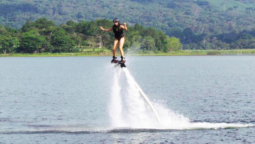 Jetboard en Laguna del Pino | Junio 2017