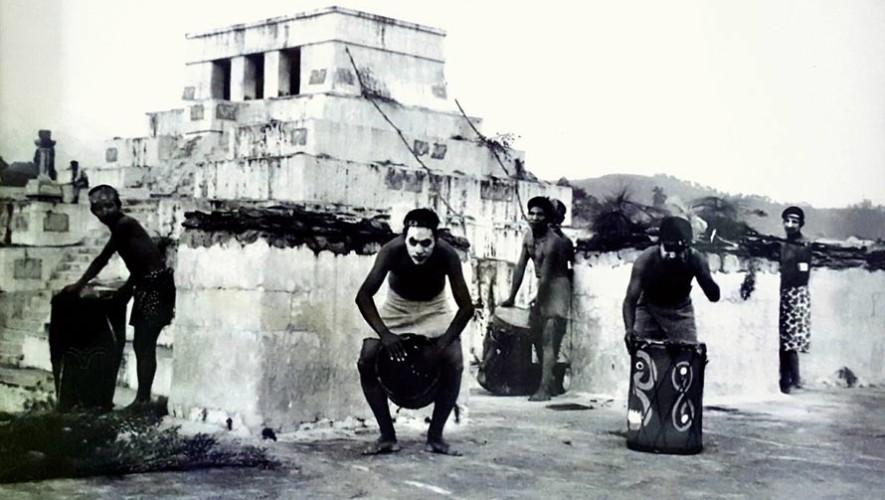 La película de Tarzán que fue filmada en Zaculeu, Huehuetenango
