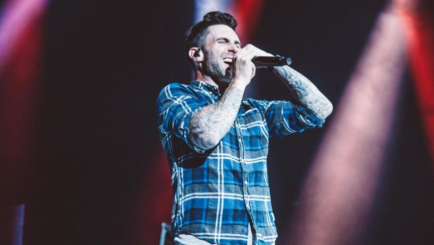 Concierto de Maroon 5 en Guatemala | Septiembre 2017