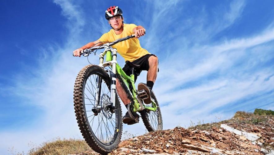 Carrera en bicicleta a beneficio de Bomberos Voluntarios de Ciudad San Cristóbal | Junio 2017
