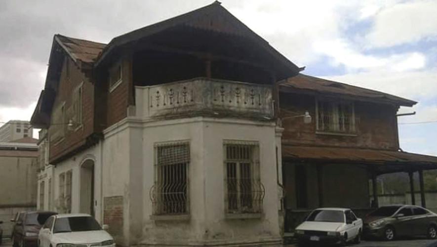 Nuevo video de la casa donde se filmó la película guatemalteca Exorcismo Documentado