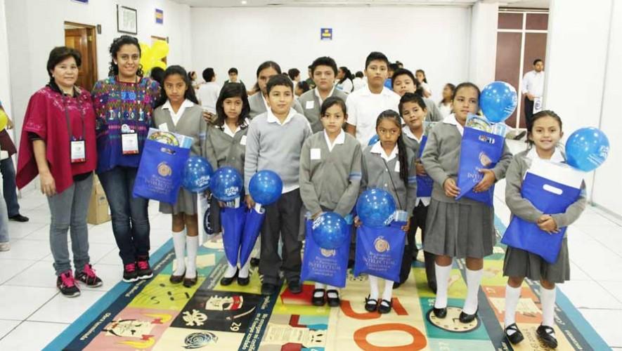 Participa en el Concurso Interescolar de Lectura, Filgua 2017