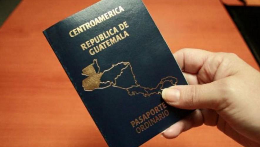 Conoce los requisitos para tramitar el pasaporte ordinario guatemalteco