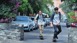 Película guatemalteca Te prometo anarquía se estrenará en Netflix, junio 2017
