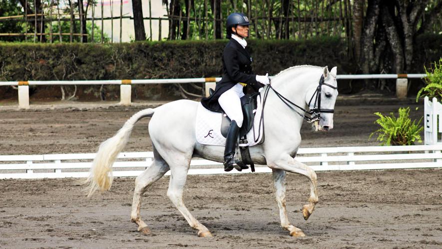 Silvia se apunta como favorita para consagrarse campeón de la Internacional A. (Foto: Prensa  ANEG)