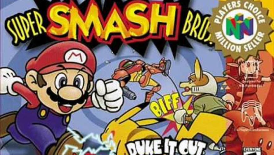 Torneo de Smash 64 en Nación Geek | Mayo 2017