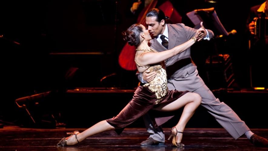 Show de tango en Guatemala   Mayo 2017