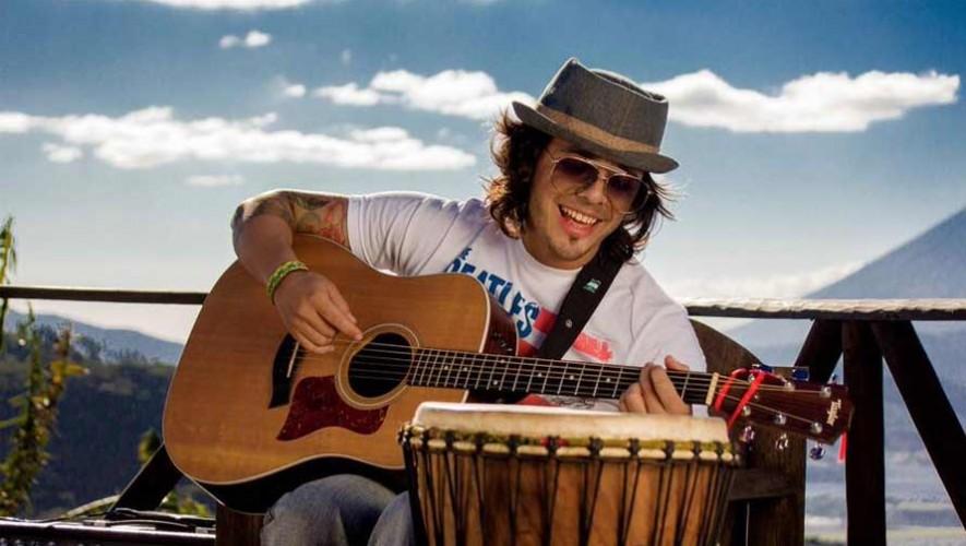 Tavo Bárcenas, cantante guatemalteco estrena su nuevo sencillo Música