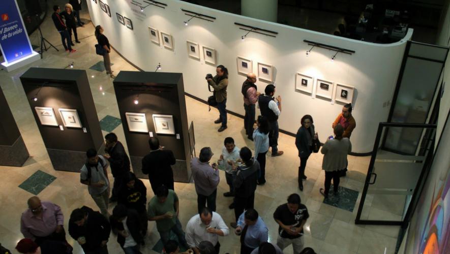 """Exposición """"Obra gráfica de grandes maestros"""" en Fundación G&T Continental   Mayo 2017"""