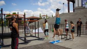 Expo Fitness & Sports en Paseo Cayalá | Julio 2017