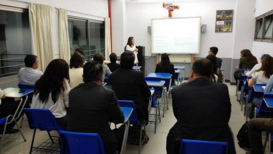 Curso de francés de Alianza Francesa en Mixco | Mayo 2017