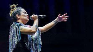 Concierto de Rebeca Lane en Rock'ol Vuh   Mayo 2017
