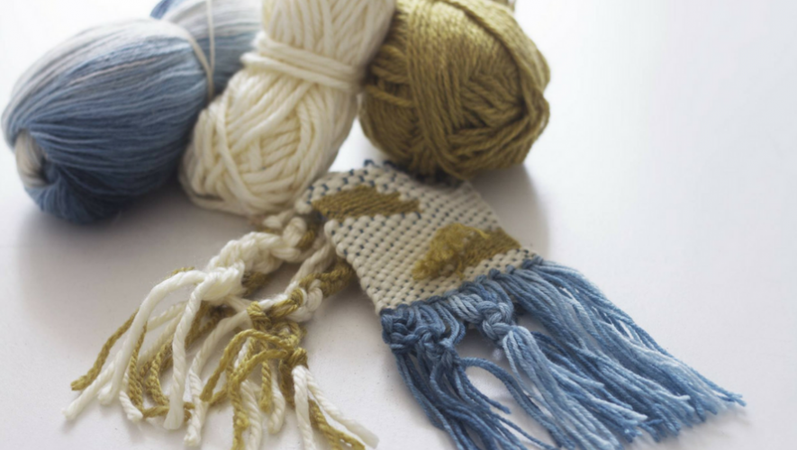 "Taller ""Weaving 2.0 Metamorfosis textil"" en Qüid | Mayo 2017"