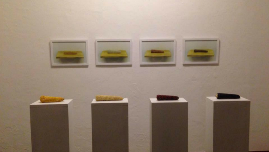 "Exposición colectiva ""Residencia Chichicaste"" en Proyecto Poporopo   Mayo 2017"
