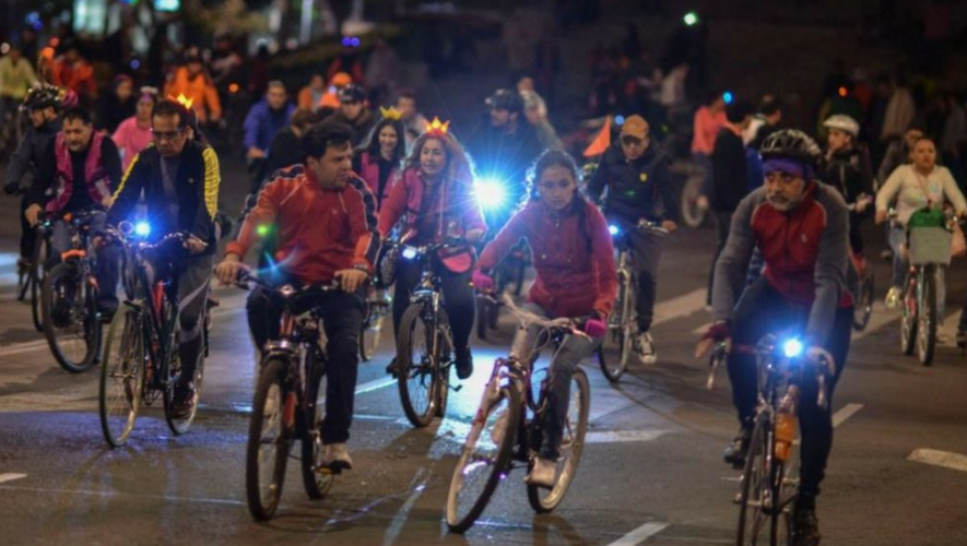 Tour en bicicleta en la Noche de los Museos   Mayo 2017