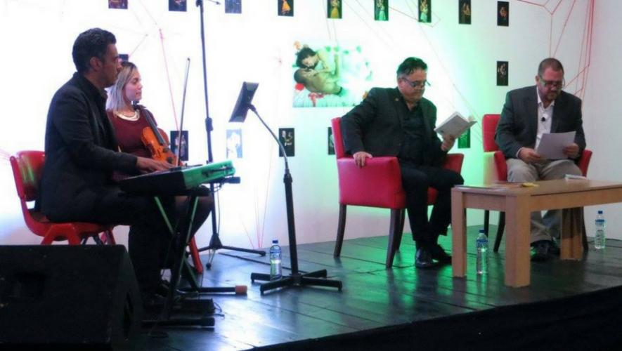 Cabaret Literario con música en vivo en Alianza Francesa | Mayo 2017
