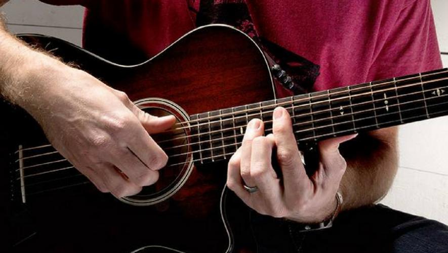 Sábado de guitarras Taylor en Woodstock   Mayo 2017