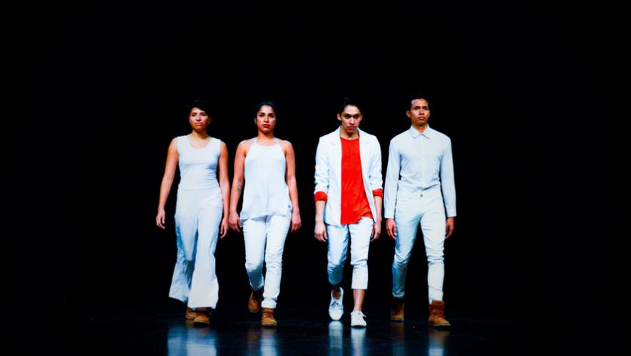 """Obra de danza contemporánea """"Esto no está en el mar"""" en Teatro Dick Smith   Junio 2017"""