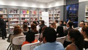 Charla para escritores principiantes en Artemis Libros | Mayo 2017