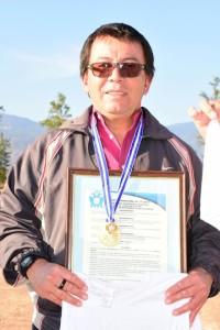 Alberto Paredes. (Foto: Municipalidad Salama)