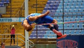 Todos los ojos del atletismo estarán puestos en Israel Franzúa, quien buscará romper el récord de salto de Teodor Palacios Flores. (Foto: CDAG)