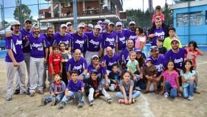 (Foto: Fcaebook de Sóftbol Guatemala)