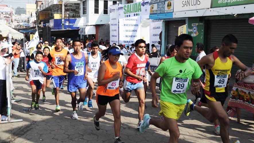 Carrera 10K Salcajá en Quetzaltenango | Mayo 2017