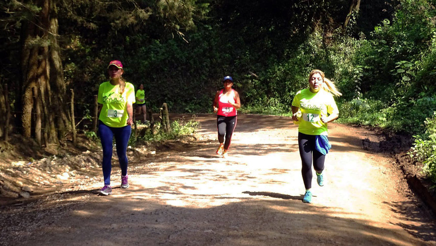 Carrera de Cross Country en San José Pinula | Mayo 2017