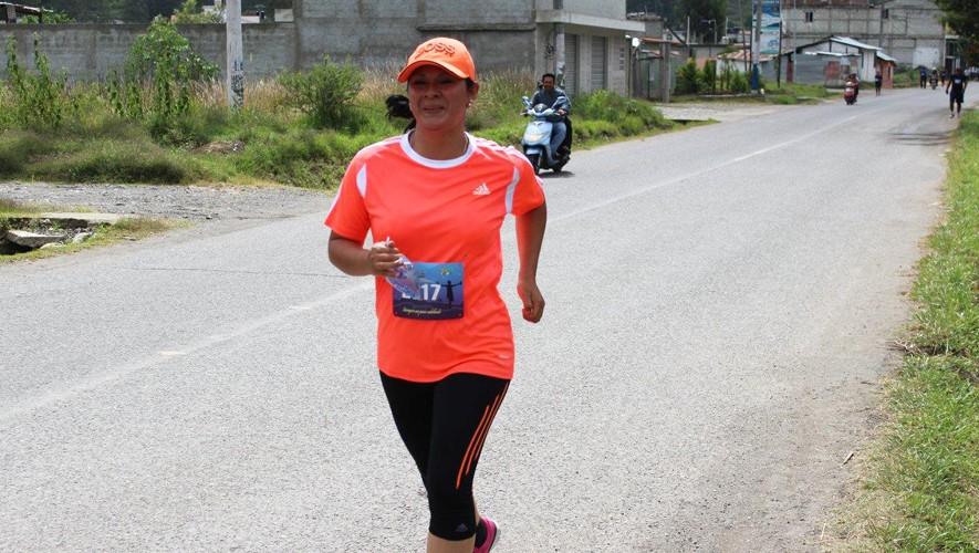Carrera 10K Por Amor a la Madre en Huehuetenango | Mayo 2017
