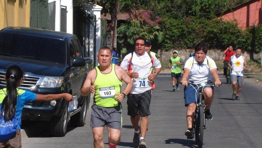 V Carrera San Miguel Escobar en Sacatepéquez | Mayo 2017
