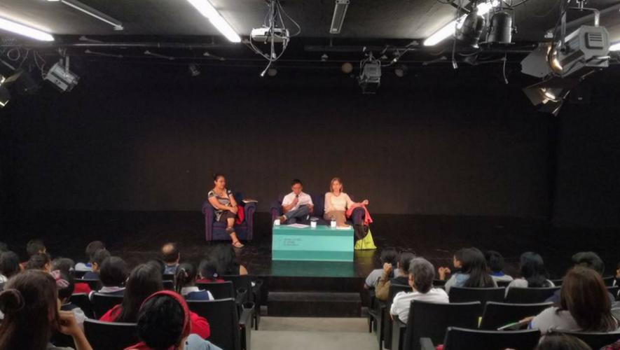 Conversatorio de escritores en Centro Cultural España | Mayo 2017
