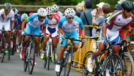 Manuel Rodas irá en busca de repetir el podio, como lo hizo en el 2015 en México. (Foto: COGuatemalteco)