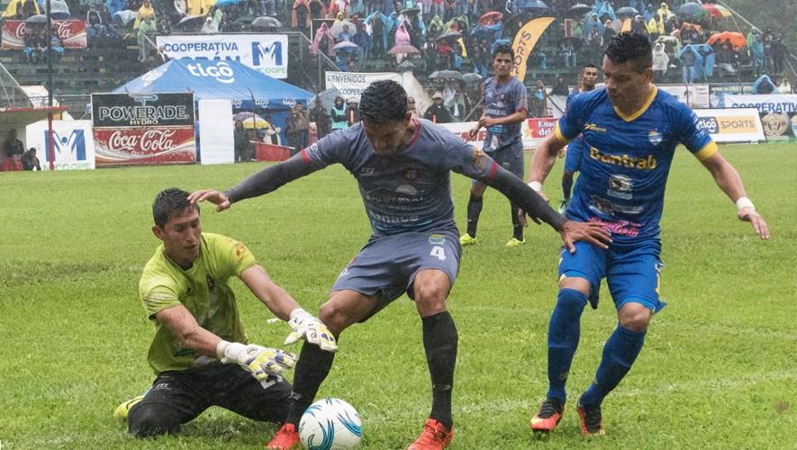 Clásico de las Verapaces: Cobán vs Carchá por el Torneo Clausura | Mayo 2017