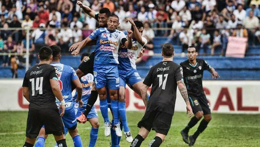 Ida: Partido Suchitepéquez vs Comunicaciones, cuartos de final Torneo Clausura | Mayo 2017