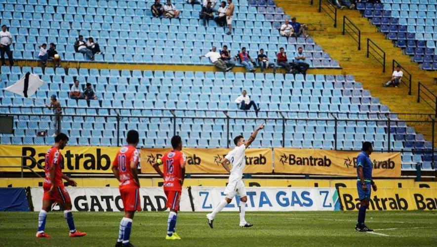 """Los """"Cremas"""" y """"Venados"""" recordarán aquella final disputada hace un año por el Clausura 2016. (Foto: Comunicaciones FC)"""