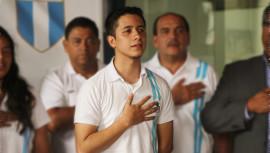 David Girón buscará su clasificación a Juegos Centroamericanos de este año. (Foto: COGuatemalteco)